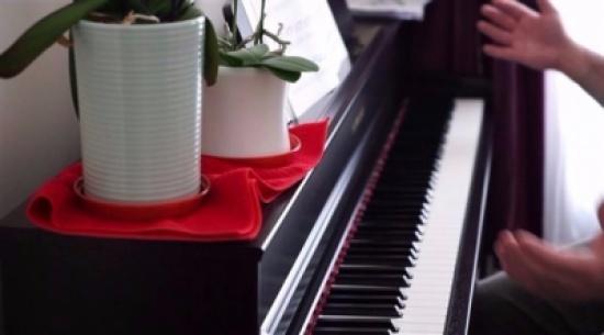 تقنية جديدة تتيح إمكانية عزف الموسيقى بمجرد التفكير