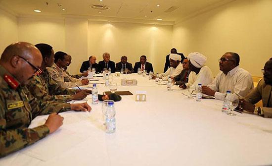 """اتفاق بين """"عسكري"""" السودان و""""الحرية والتغيير"""".. هذه تفاصيله"""