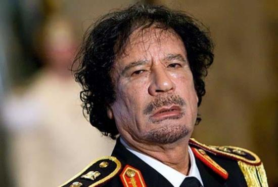 كنز القذافي المدفون يُسيل لعاب سكان مدينة مغربية
