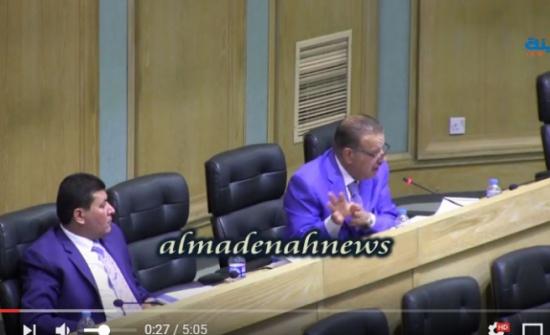 فيديو .. تحذير للأردنيين : اعتماد رسائل الواتس والإيميل أدلة إثبات في المحاكم  ( شاهد جدال الدغمي ووزير العدل )