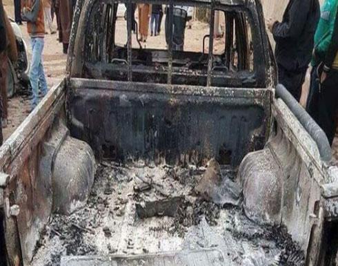 التحالف الدولي يقصف خطأ قوة عراقية في غرب البلاد والحصيلة ثمانية قتلى بينهم ضابط استخبارات