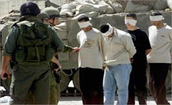الاحتلال يعتقل 1928 فلسطينيا بينهم اطفال ونساء منذ بداية 2018