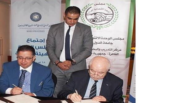 أبوغزاله: اتفاقنا مع جامعة الدلتا لرفع مستوى جودة الأداء التعليمي والبحثي