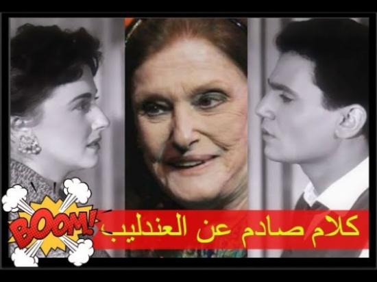 """فيديو قديم – مريم فخر الدين تصف مرض عبد الحليم حافظ بكلام صادم… """"أعملو إيه؟"""""""