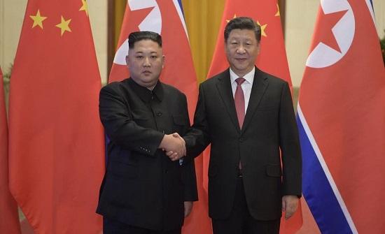 لأول مرة منذ أكثر من عقد.. الرئيس الصيني في بيونغ يانغ