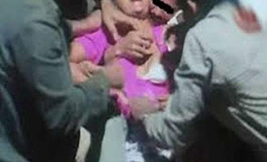 اعتداء جماعي لطفلة سورية في لبنان