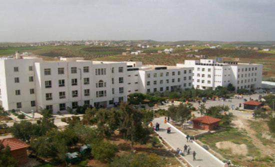 جامعة إربد الأهلية تستعد لاستقبال الطلبة المستجدين للفصل الدراسي الثاني من العام الجامعي 2017/ 2018
