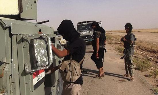 العراق يعيد 75 طفلا من ابناء داعش الى طاجكستان