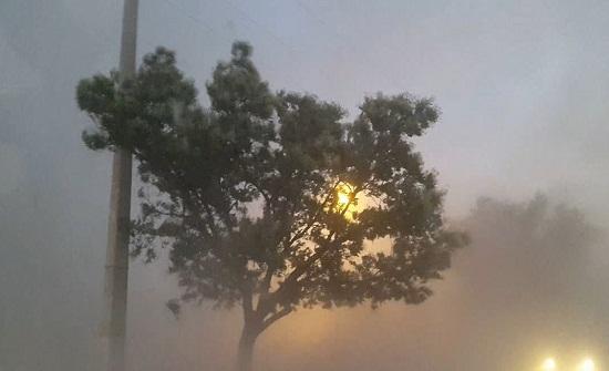 الأمطار تداهم 31 منزلا في اربد