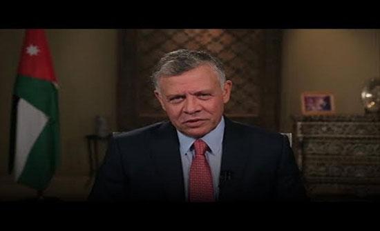 فيديو : الملك يعلق على منحه جائزة تمبلتون الامريكية