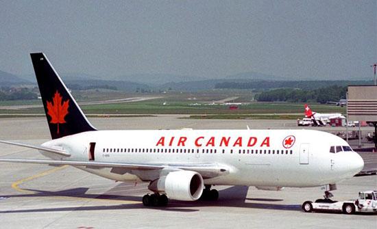 هبوط اضطراري لطائرة كندية في هاواي واصابة العشرات من ركابها