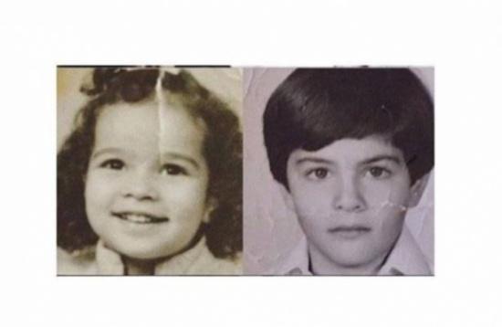 بالصورة - مفاجأة :  هذين النجمين أصبحا أشهر ثنائي في العالم العربي.. خمنوا من هما!