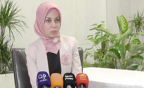 """برلمانية عراقية تنفي لقاء سياسيين سُنة بسفير """"إسرائيل"""" في الأردن"""
