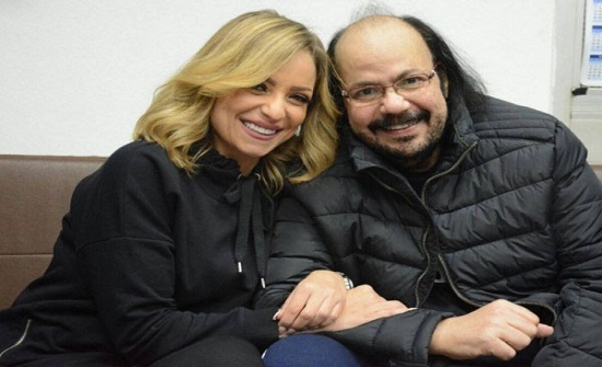 فيديو وصور : ريم البارودي تنفعل بسبب أحمد سعد.. وما حقيقة زواجها بطلعت زكريا؟