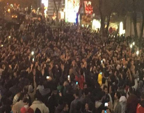إيران.. اعتقال 5000 متظاهر خلال الاحتجاجات الأخيرة