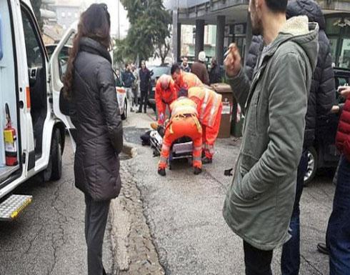 رجل يفتح النار على المارة وسط إيطاليا وإصابة 6 أجانب