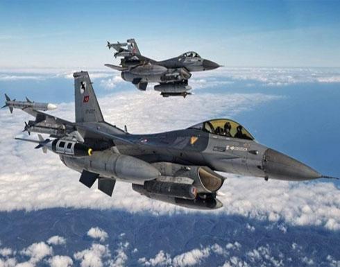 """مقاتلات تركية تقصف مواقع """"بي كا كا"""" شمال العراق"""