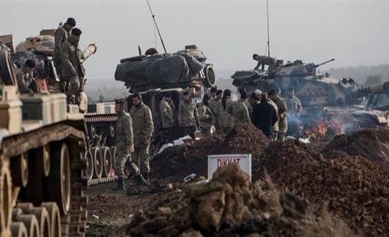تركيا تهدد باستهداف القوات الأمريكية في سوريا