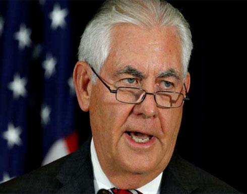 """تيلرسون يدعو كوبا إلى كشف ملابسات """"هجمات صوتية"""" على دبلوماسيين أمريكيين"""