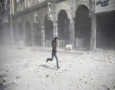 مجازر الأسد تتواصل في الغوطة.. مقتل 23 بينهم 5 أطفال