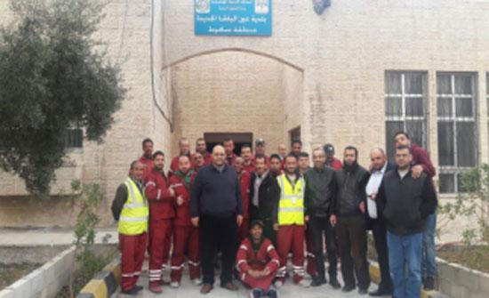 حملة لمكافحة وانتشار القوارض وناقلات الامراض ضمن حدود مناطق الأمانة