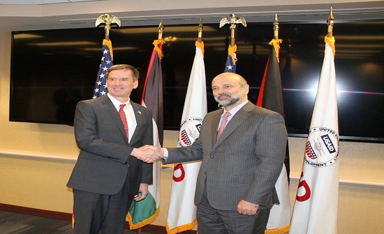 الرزاز يجتمع مع كبار مسؤولي الإدارة الأمريكية ورئيس الوكالة الأمريكية للتنمية