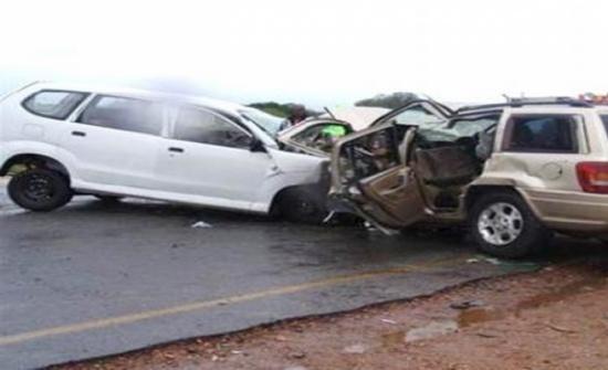 إصابة خمسة أشخاص بحادث تصادم في البلقاء