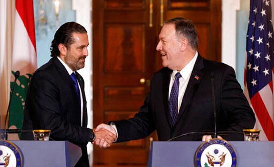 بومبيو: لبنان دولة مهددة من إيران وحزب الله