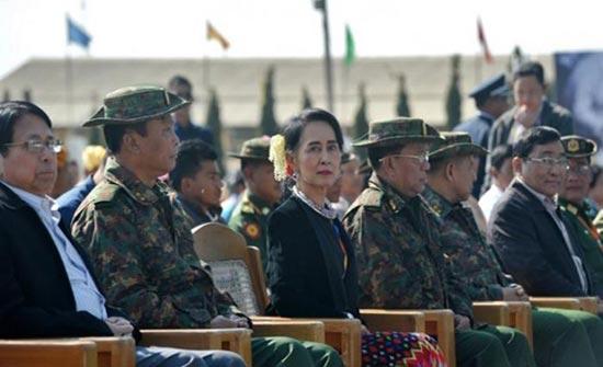 جيش ميانمار: مسلمو الروهينغا ليسوا منا