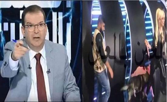 بالفيديو: بعدما طرد خليفة مرافقي كلينك على الهواء.. هذا ما حصل في كواليس برنامجه!