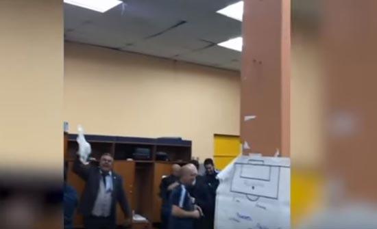 ميسي يرقص فرحة بتاهل منتخب بلاده ( فيديو )