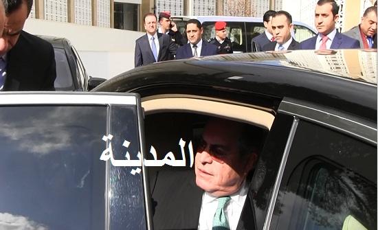 بالصور : النائب حسن السعود يستوقف الملقي ويحدثه عن حي الطفايلة