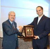 سالم النمري خريج جامعة الاميرة سمية للتكنولوجيا يحصل على احدى ميداليات ناسا للإنجازات الاستثنائية