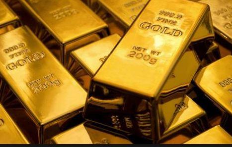 ارتفاع على اسعار الذهب عالميا