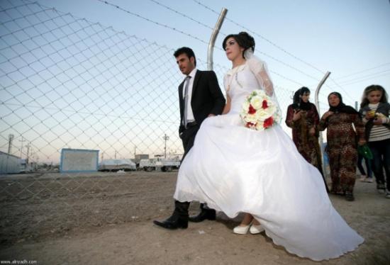 منذ 2014 : 3 الاف زواج في الزعتري