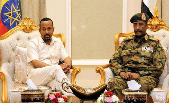 الانتقالي السوداني يطلب دمج المبادرة الإثيوبية والإفريقية