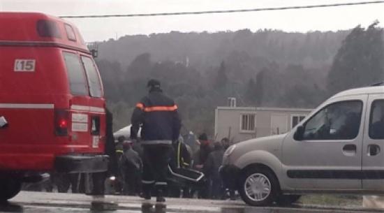 تقنية لإرسال نداء استغاثة آلي في حالة تعرض السيارة لحادث