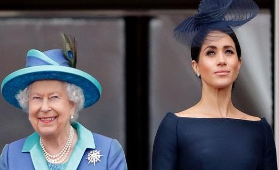 ما هي المفاجأة التي تعدها الملكة اليزابيت لـ ميغان ماركل في عيد ميلادها؟