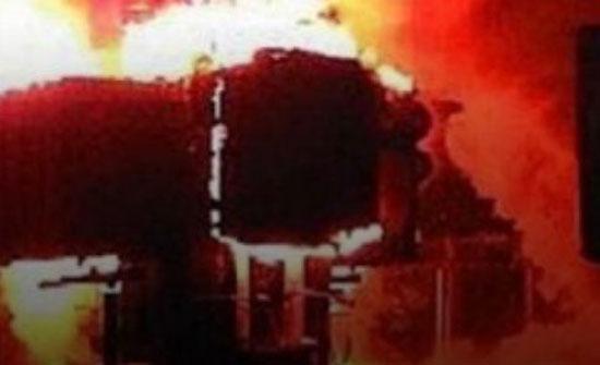 توزيع الكهرباء تعلق على حادثة انفجار محول للكهرباء في جامعة الحسين بن طلال بمعان