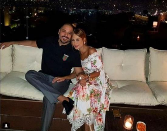رامي عياش يكشف حقيقة حمل زوجته... شاهدوا إبنه للمرّة الأولى في لقاءٍ إعلامي