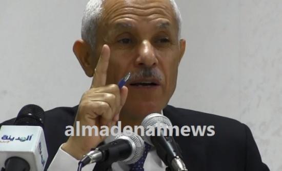 مؤتمر صحفي للنائب صالح العرموطي حول اتفاقية الغاز