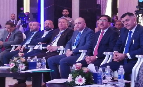 انطلاق فعاليات مؤتمر التحول الرقمي في القطاع المالي بالعراق