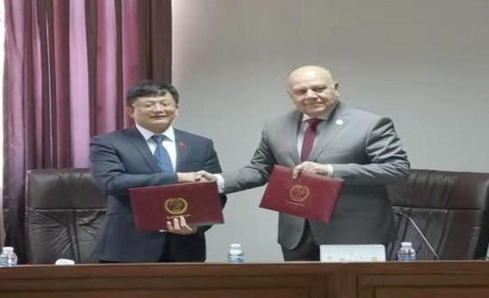 اتفاقية لنقل التكنولوجيا الصينية لمؤسسات التعليم العالي العربية