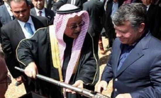 الملك يطمئن على صحة رئيس الفيصلي