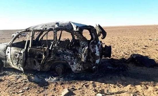 قصف أميركي يستهدف عناصر القاعدة في جنوب ليبيا