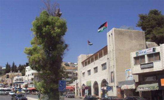بحث واقع الخدمات في بلدية عجلون