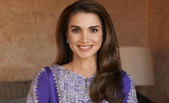الملكه ترد على سؤال العرموطي عن مركز الملكة رانيا للتطوير والتدريب