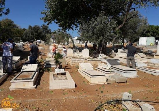 إسرائيل تبيع أرض مقبرة إسلامية