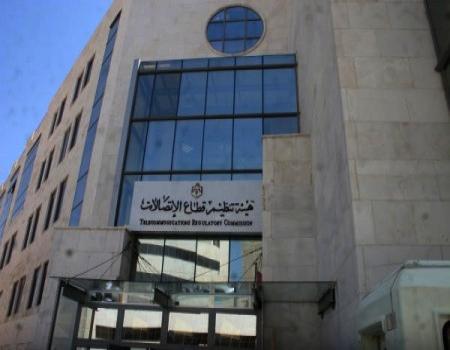 وفد اللجنة الوطنية للمتقاعدين العسكريين يزور تنظيم الاتصالات