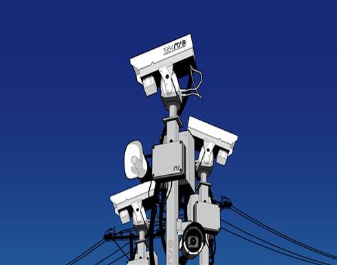 570 مليون كاميرا تراقب المجرمين في الصين